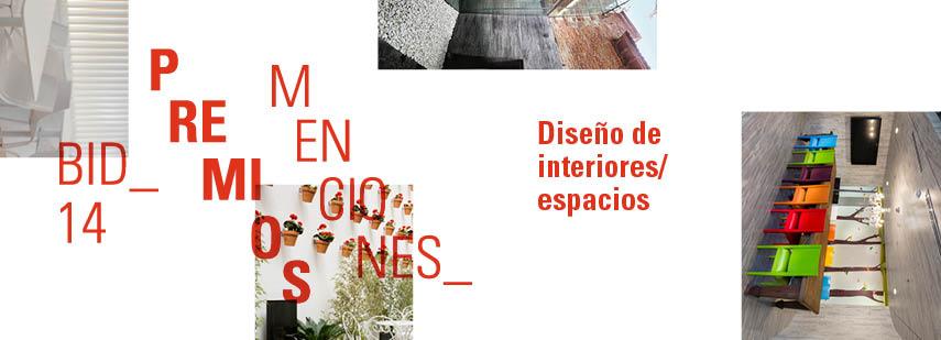 Premio bid14_Diseno de interiores_espacios