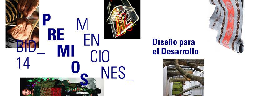 Premio bid14_Diseno para el desarrollo