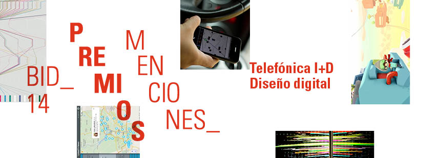 Premio bid14_Telefonica I+D_Diseno digital