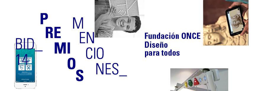 Premio bid14_Fundacion ONCE_Diseno para todos