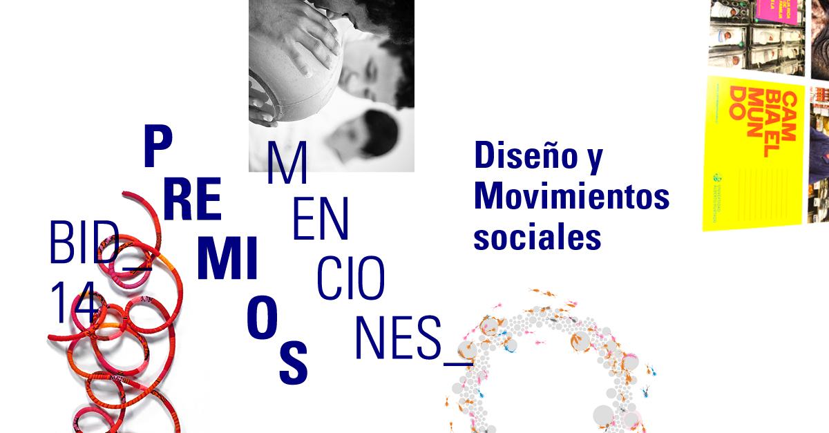 Premio bid14_Diseno y movimientos sociales
