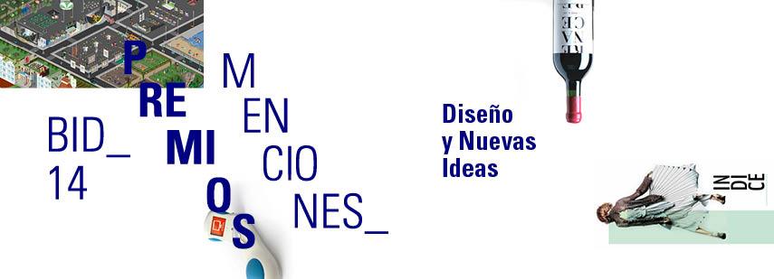 Premio bid14_Diseno y nuevas ideas